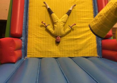 Velcro Wall Interactive