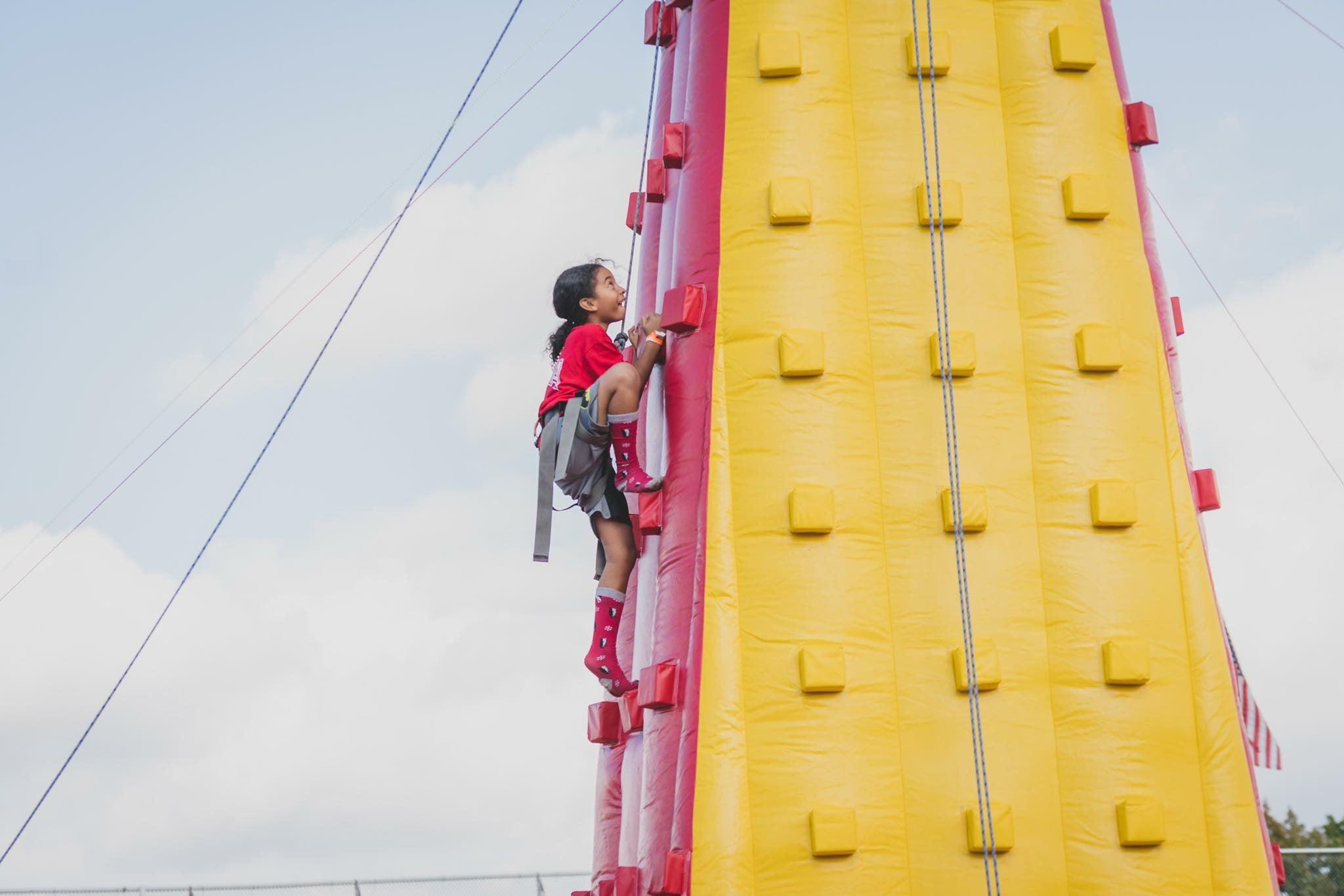 Climbing Tower 1