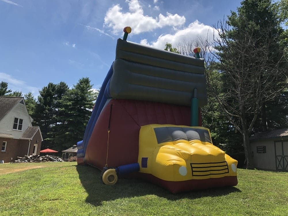 Dump Truck Inflatable 2