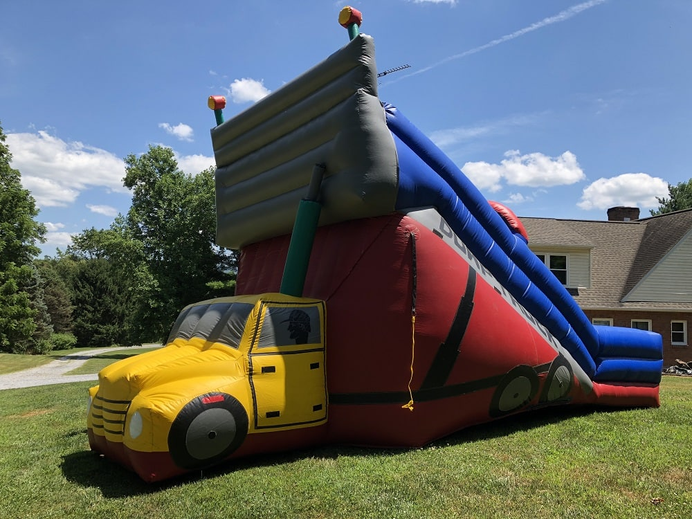 Dump Truck Inflatable